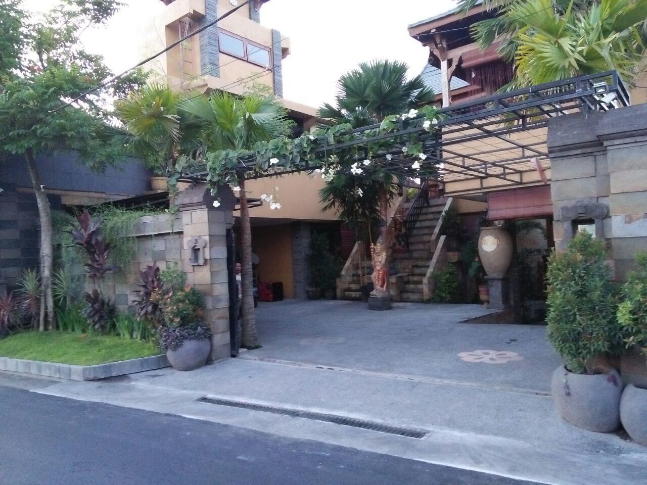 Kubu Sari Guest House Ubud ホテル詳細
