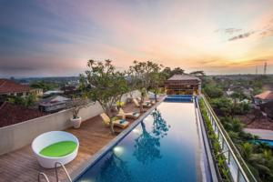 MaxOneHotels at Ubud ホテル詳細