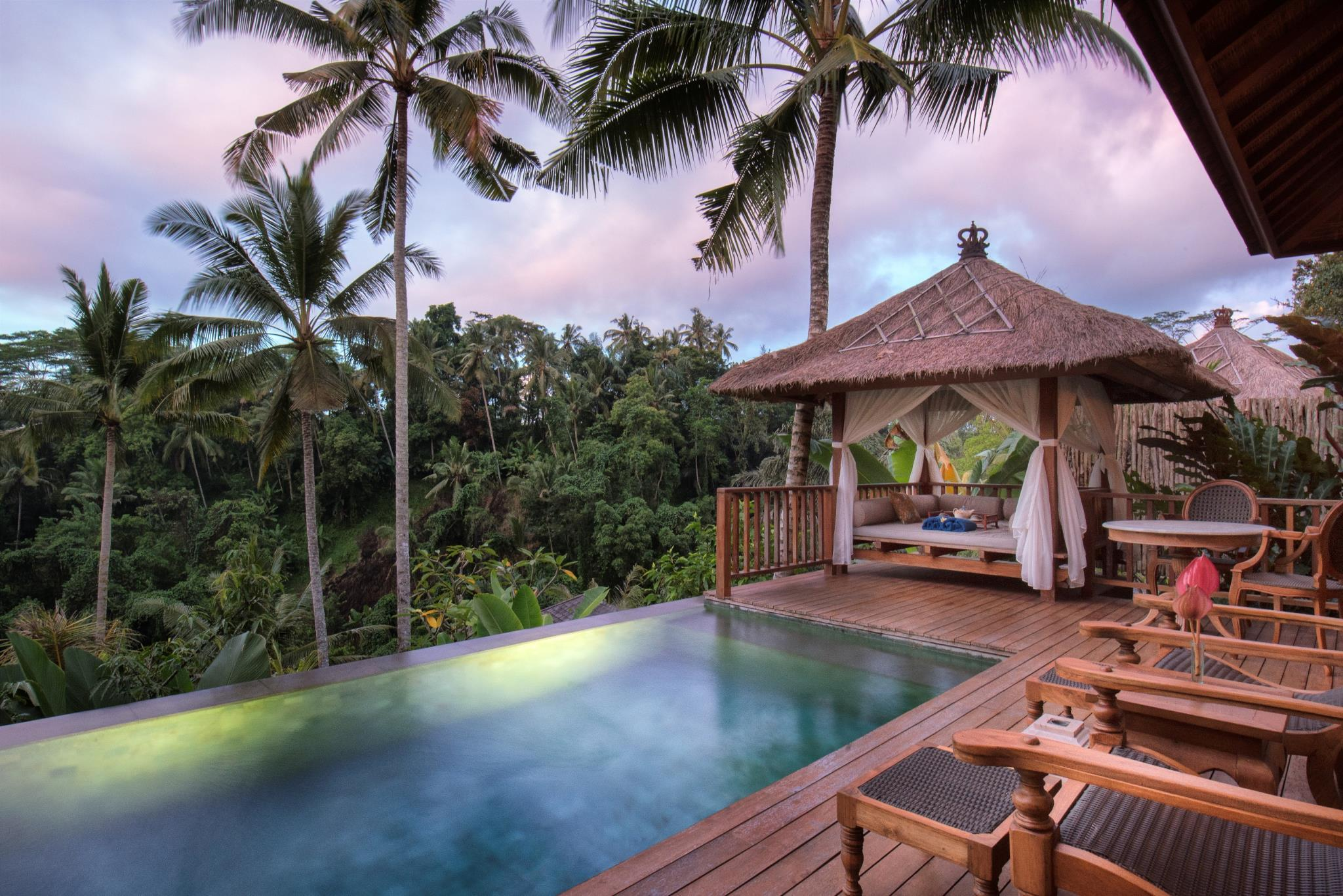 Natya Resort Ubud ホテル詳細