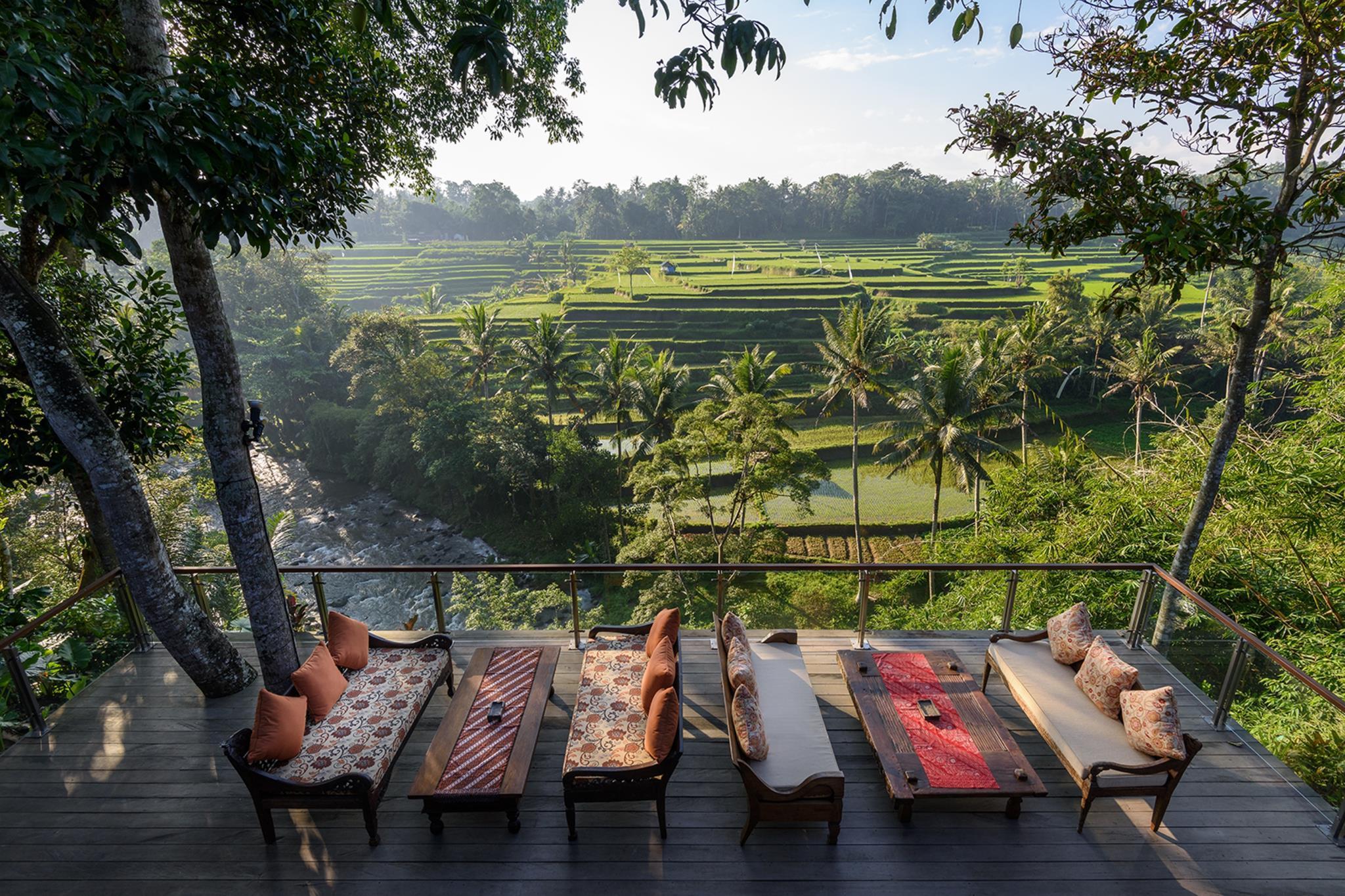 Permata Ayung Private Estate ホテル詳細