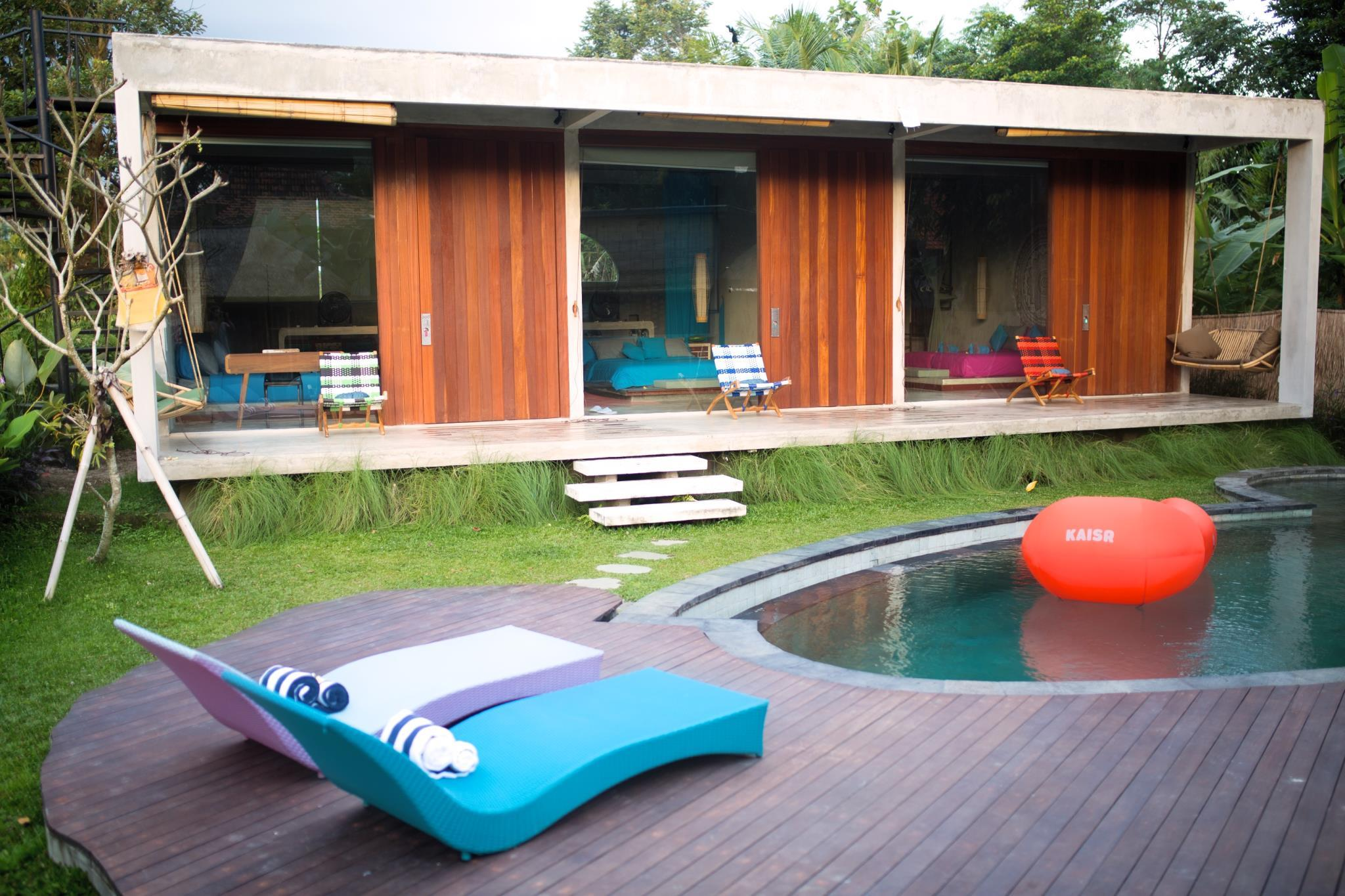 Podpadi A Minimalist 3 Bedroom Private Villa Oasis ホテル詳細