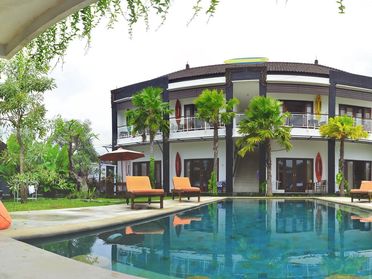 Premier Surf Camp Bali ホテル詳細