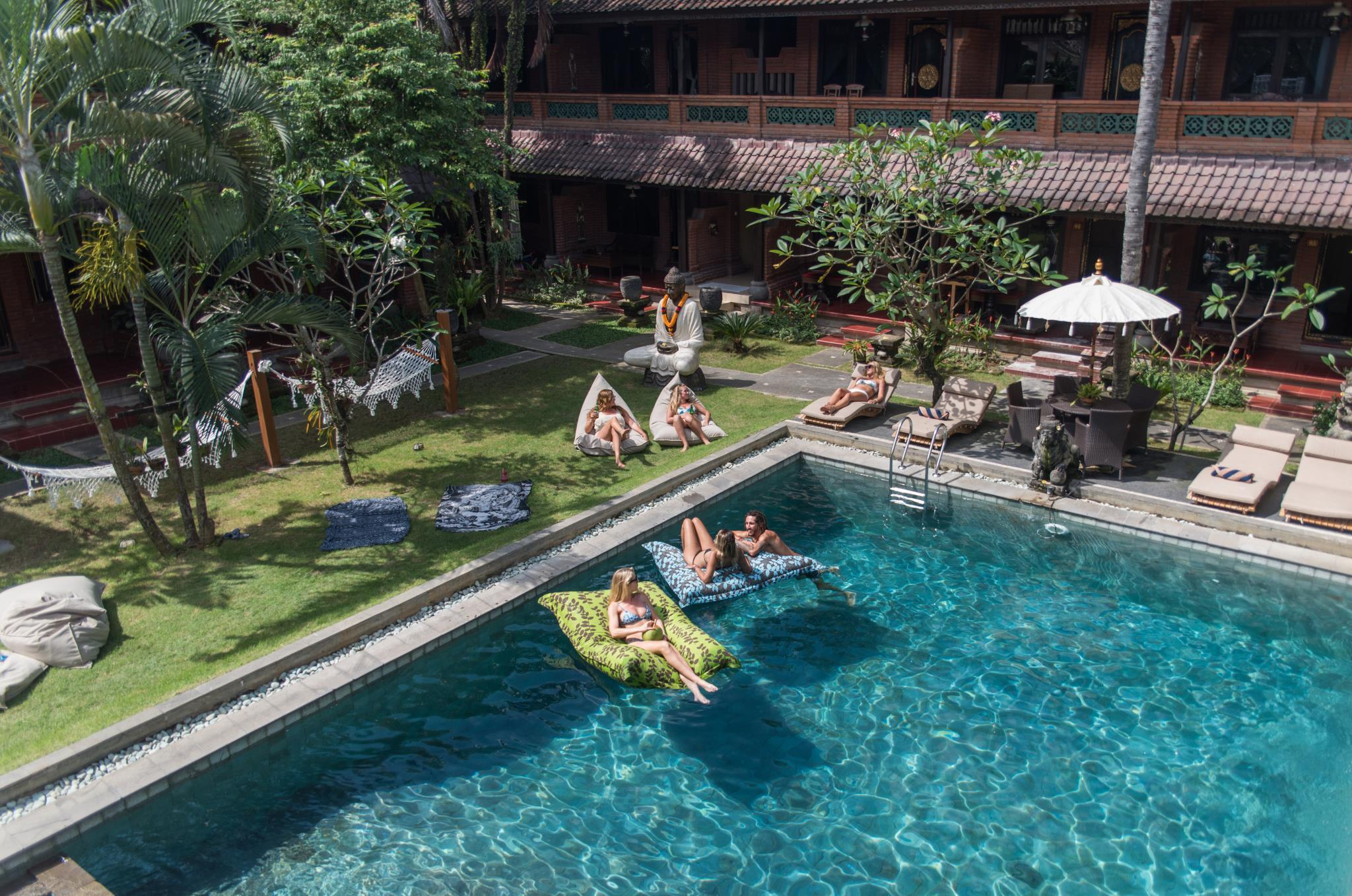 Puri Garden Hotel and Hostel ホテル詳細