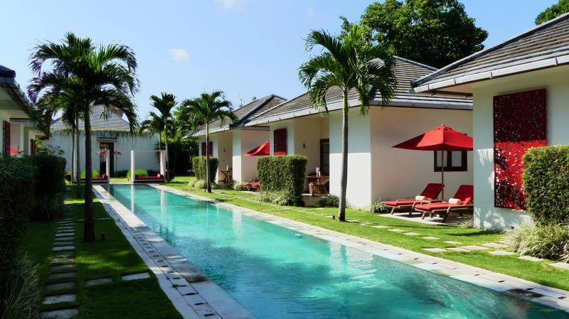 Rouge Bali - Lounge Bar Villa & Spa ホテル詳細