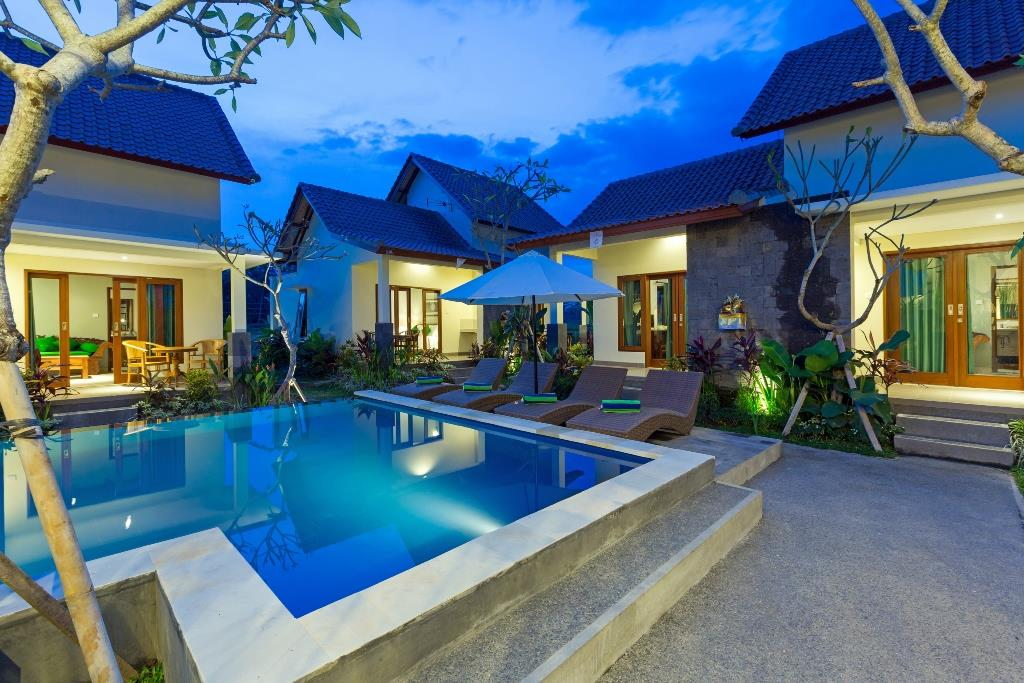 Sisin Ubud View ホテル詳細