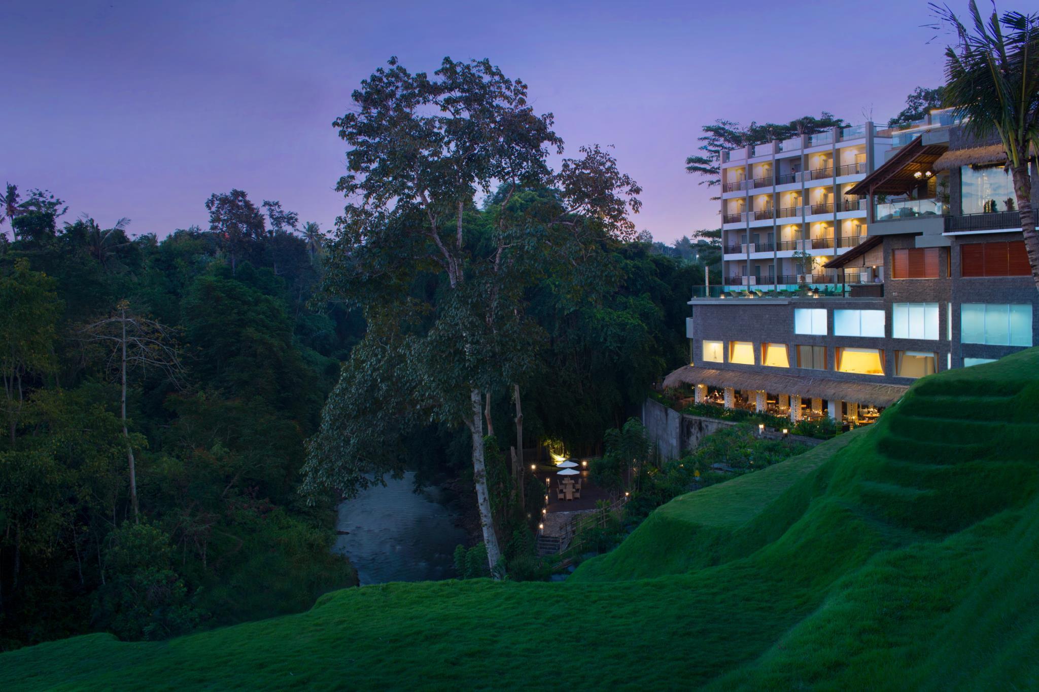 Sthala a Tribute Portfolio Hotel Ubud Bali ホテル詳細