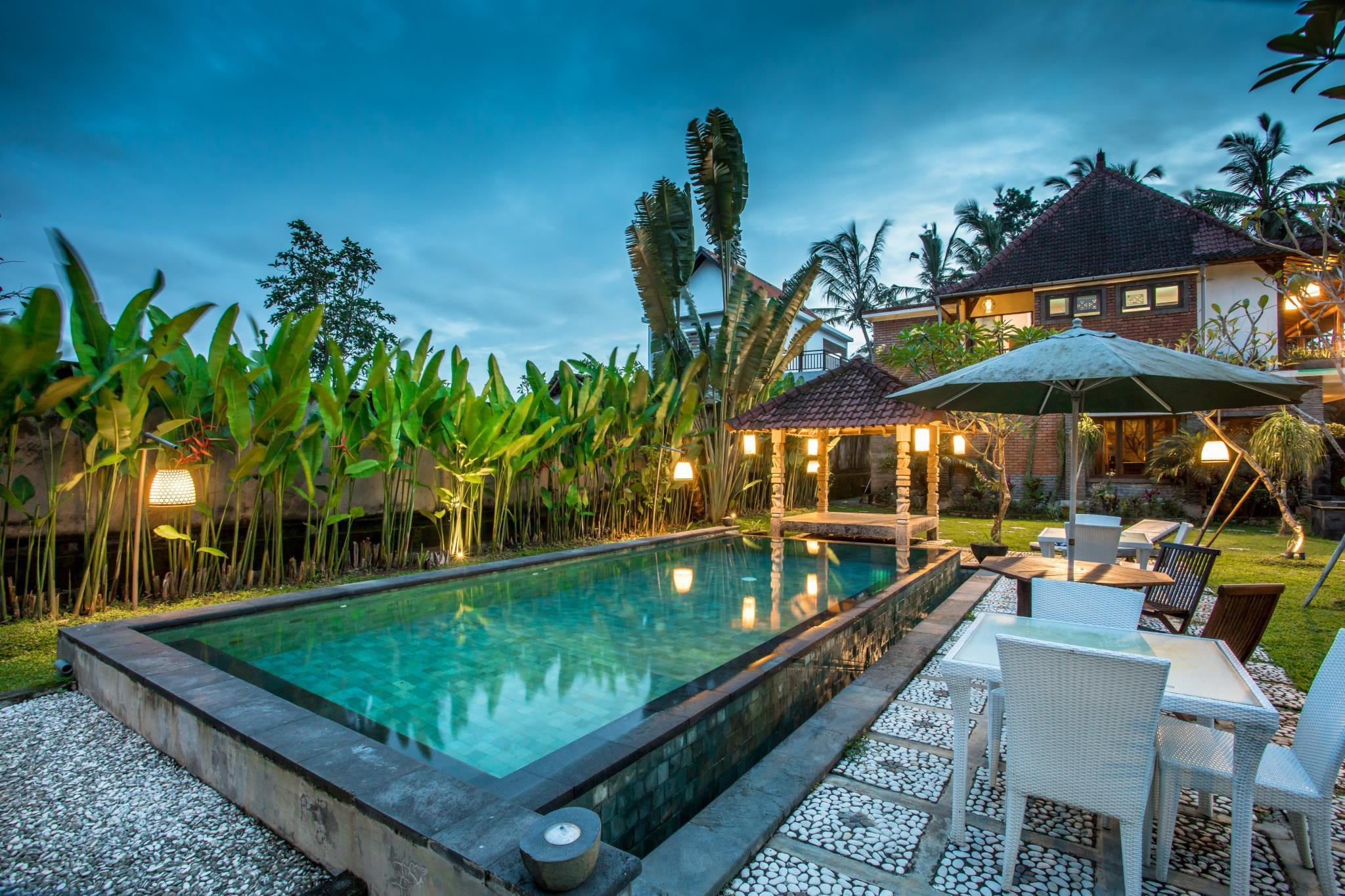 The Radian Villa Ubud ホテル詳細