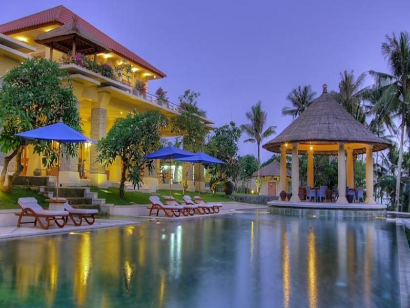 The Sahita Luxury Residence & Villa ホテル詳細