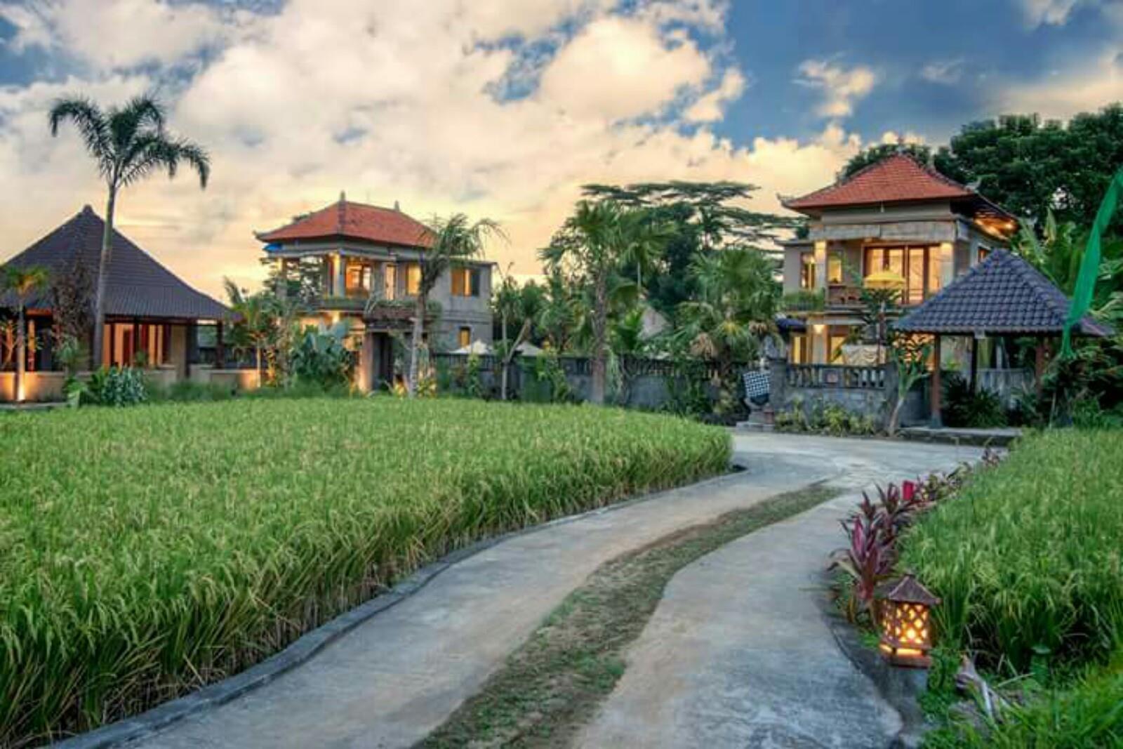 Tirisula Bali ホテル詳細