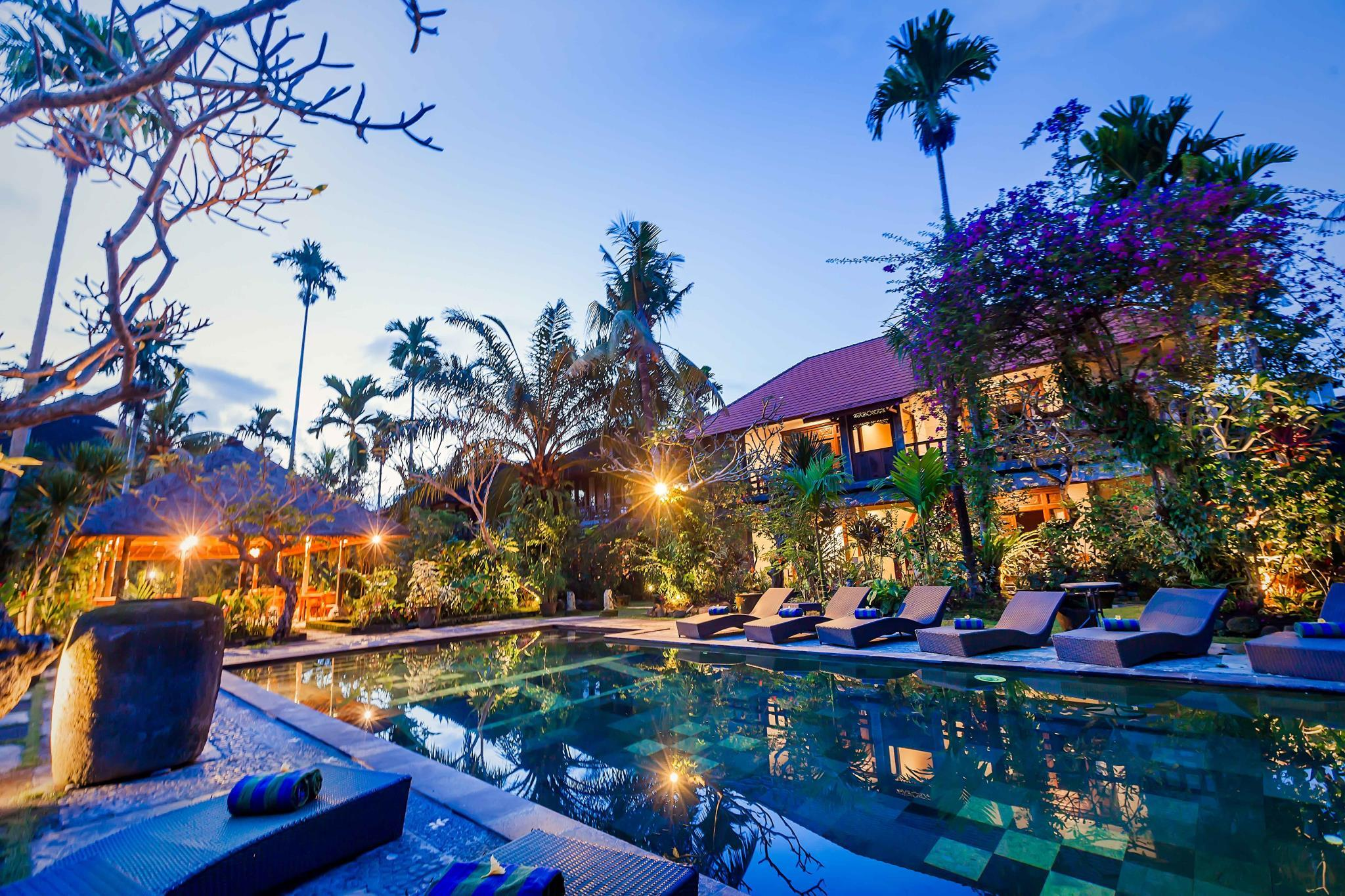 Ubud Inn Cottage ホテル詳細