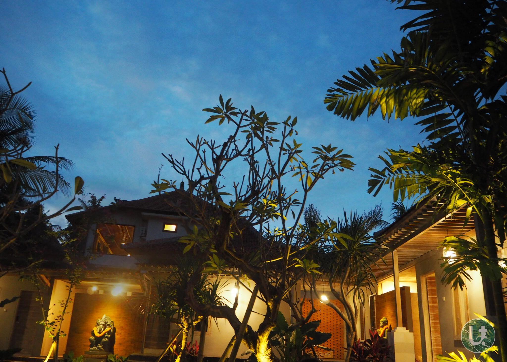 Ubud Tropical ホテル詳細