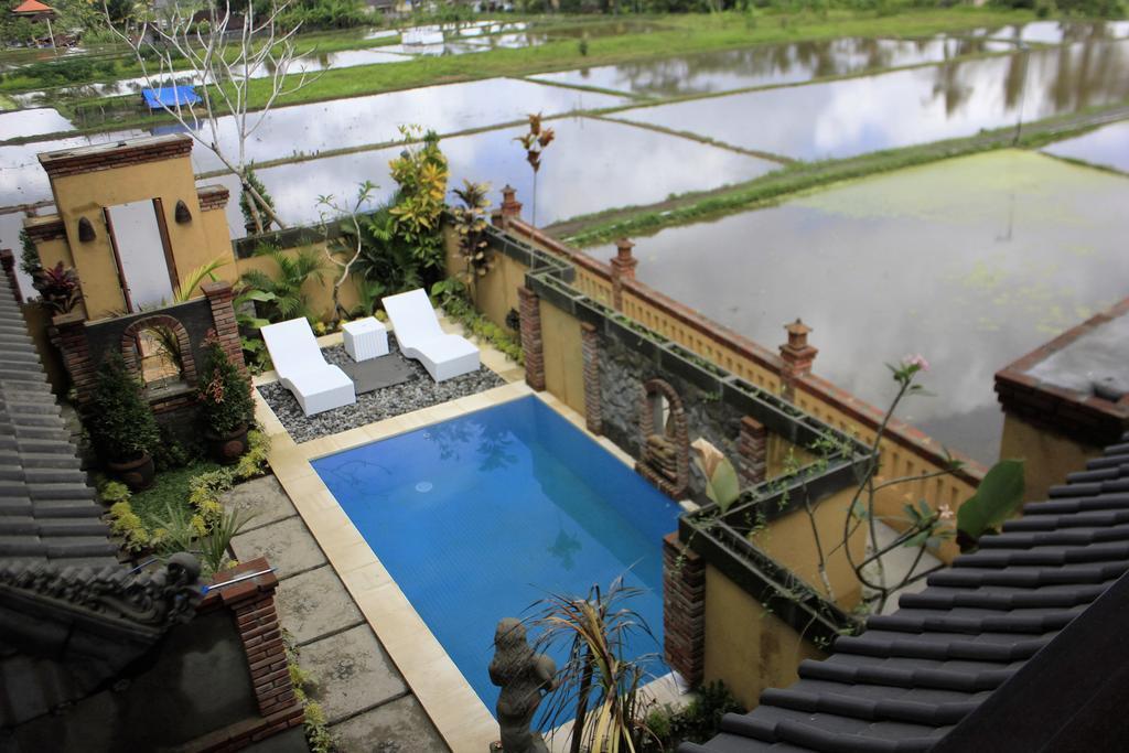 Uma Swan Villa Ubud ホテル詳細