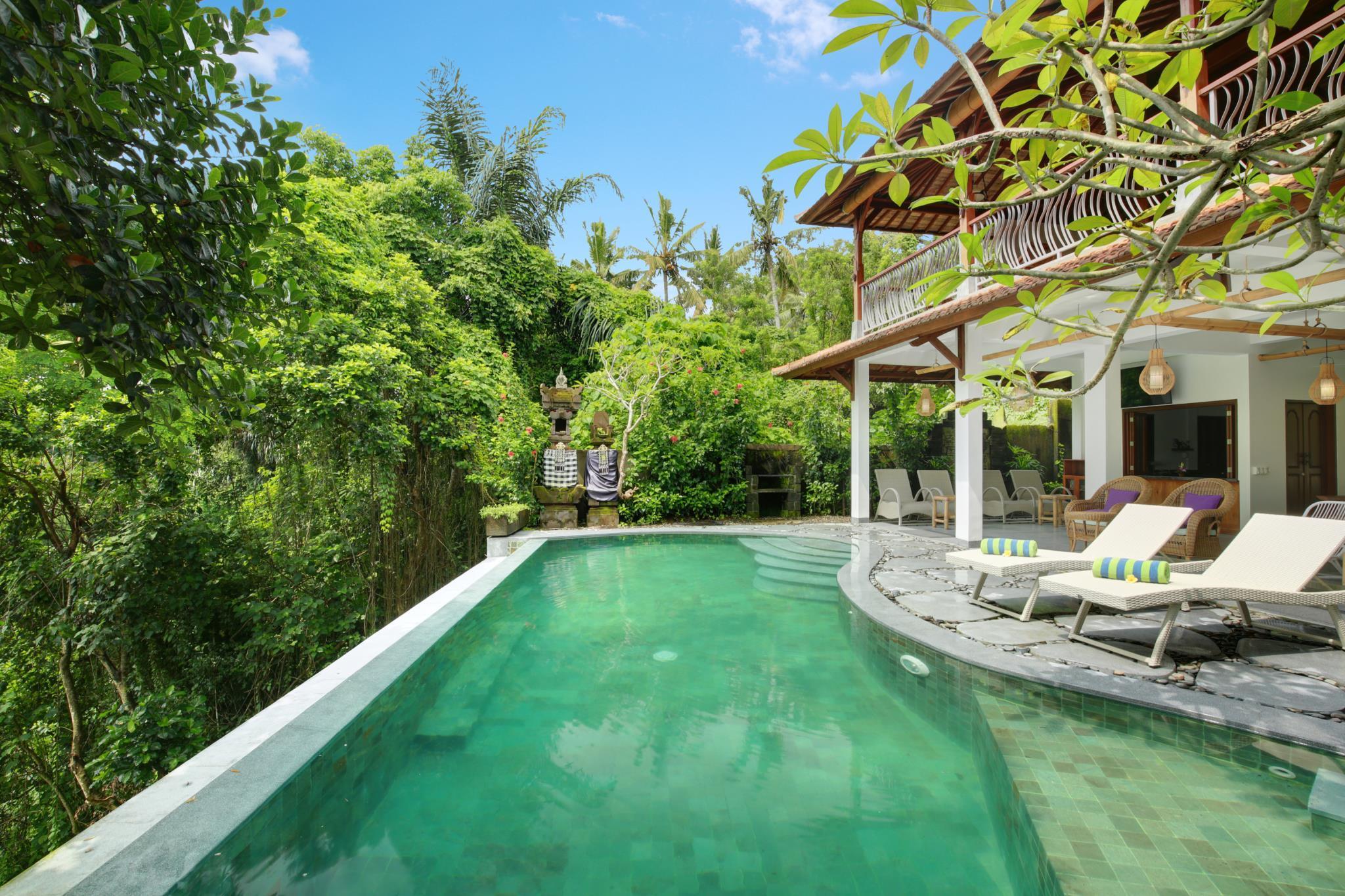 Villa Beji Mawang Ubud ホテル詳細
