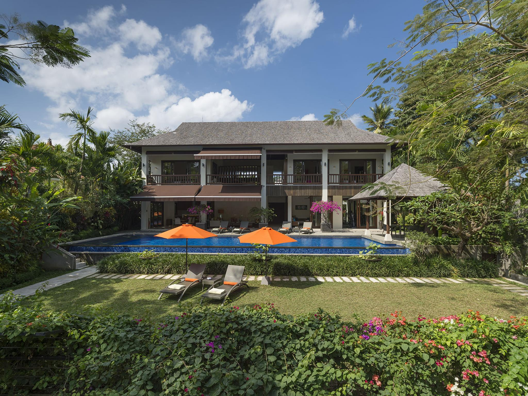 Villa Shinta Dewi Ubud - an elite haven ホテル詳細