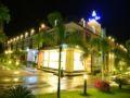 Ocean Blue Ngwe Saung Beach Hotel ホテル詳細