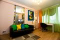 1-room apt. at Novyy Arbat, 10 (108) ホテル詳細